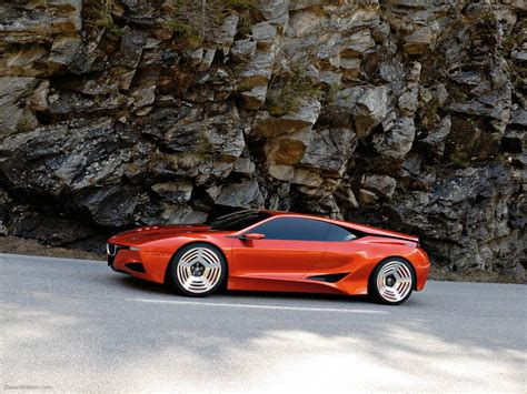 Bmw M1 Homage Concept Car Exotic Car Photo #11 Of 50