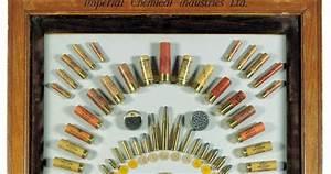 Ammunition Chart Poster Ammo And Gun Collector Kynoch Sporting Ammunition