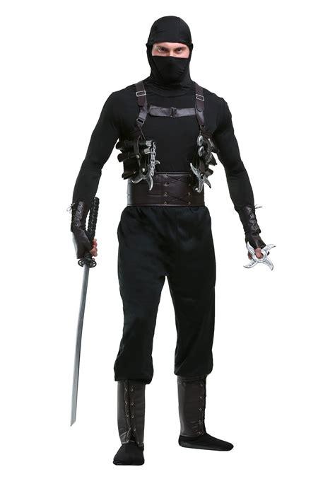 Ninja Assassin Costume for Men