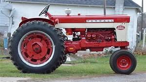 1960 Farmall 460 Diesel