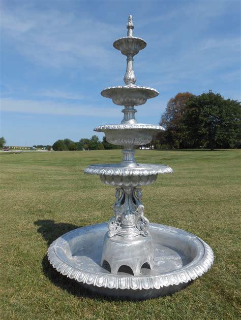Aluminum Fountain Water Features