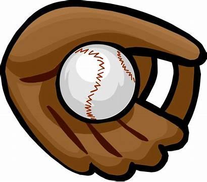 Baseball Glove Transparent Clipart Icon Clip Cartoon