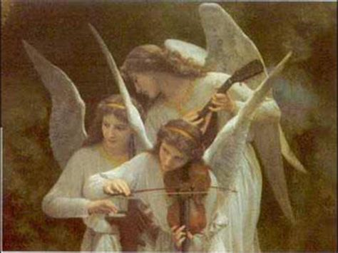 It was god who invented music in heaven and prepared a certain angel to lead all the others in their worship. 5 Signs Your Guardian Angel Is Trying To Contact You | WorldTruth.Tv