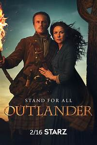 Starz's Outlander Season 5 Trailer and Key Art Released