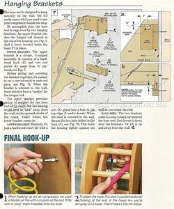 Portable Hose Reel • WoodArchivist