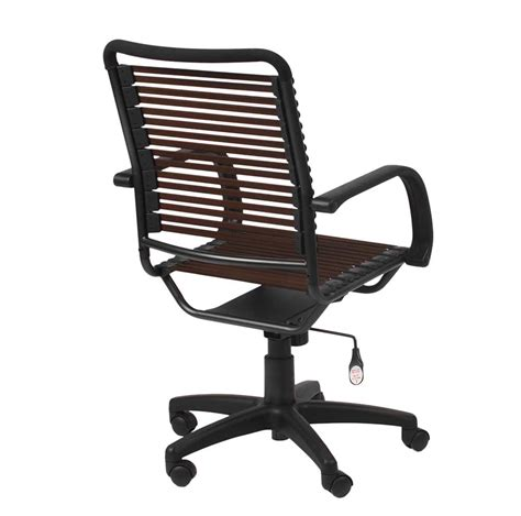 bungie high back office chair in brown office chairs