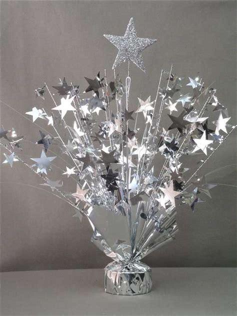 star silversilver spray centerpiece bartzs party stores