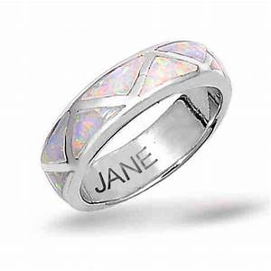 Wedding Opals And Opal Wedding Bands On Pinterest