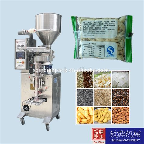 machine cuisine wholesale automatic packing machine for snacks food seeds