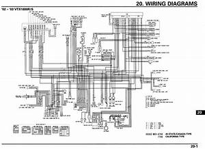 Honda Vtx 1300 Wiring Diagram  Honda  Free Engine Image For User Manual Download