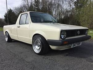 Pick Up Vw : car of the day 1989 mk1 vw caddy pick up ~ Medecine-chirurgie-esthetiques.com Avis de Voitures