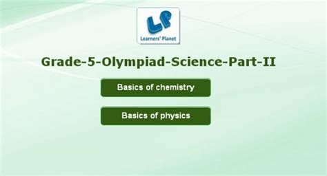 olympiad science class  interactive  tutorials