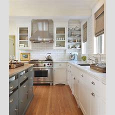 {shades Of Neutral} Gray & White Kitchens Choosing