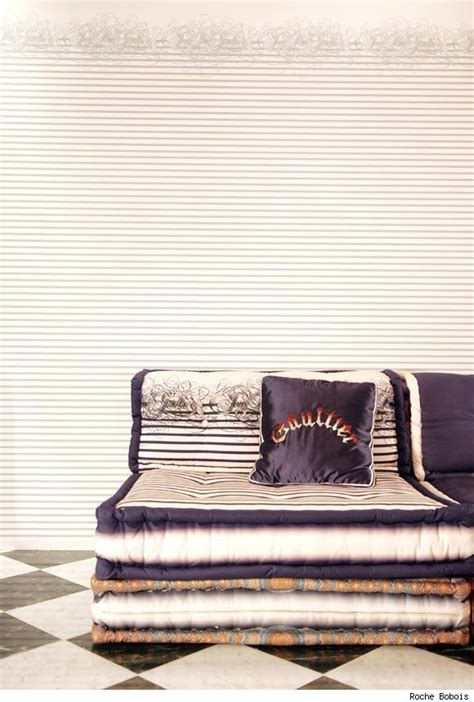 canape jean paul gaultier 98 best roche bobois images on furniture range and armchairs