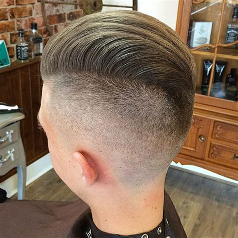 cool shaved sides hairstyles  men  guide