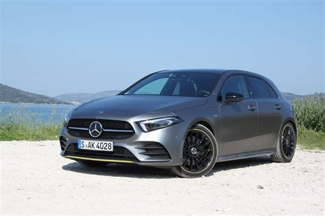 2019 Mercedes-benz A-class Review