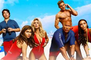 Baywatch Movie Trailer 2017