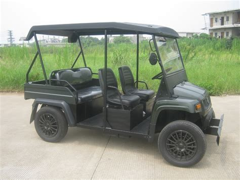 electric utility vehicles good quality 4 wheel electric utility vehicle off road