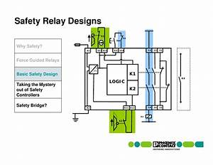Safety Relay Diagram