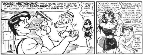 Adult Lil Abner Comics @ Tajigy49