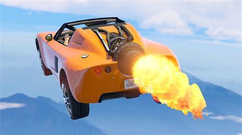 ultimate  rocket car gta  import export dlc