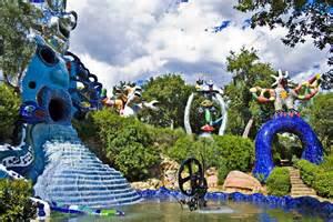 Le Jardin Des Tarots Italie by Arte All Aria Aperta Dieci Parchi Dove La Scultura 232