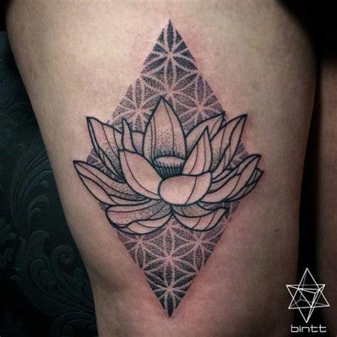 resultat de recherche dimages pour tatouage fleur de vie