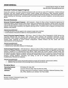 Technical Marketing Engineer Resume Sales Technical