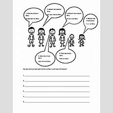 Family Members And Age Worksheet Japanese Tpt