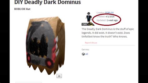diy deadly dark dominus turning   real dominus read