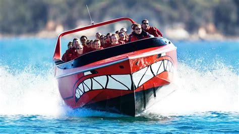 Jet Boat Circular Quay by Jet Boat Circular Quay 30 Mins Offer Adrenaline