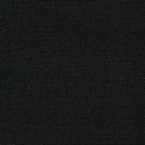 8 5 oz Brushed Canvas Black - Discount Designer Fabric
