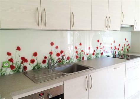 credence de cuisine en verre crédence en verre avec image crédence en verre sur mesure righetti