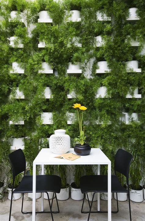 Ideas Green Walls by 10 Indoor And Outdoor Garden Finds