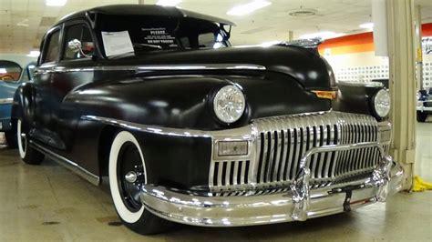 1948 DeSoto Hot Rod Sedan V8 - Gateway Classic Cars - YouTube