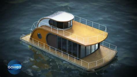 Luxus Hausboot