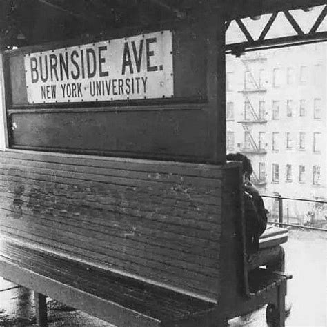 york university burnside avenue nyc history bronx