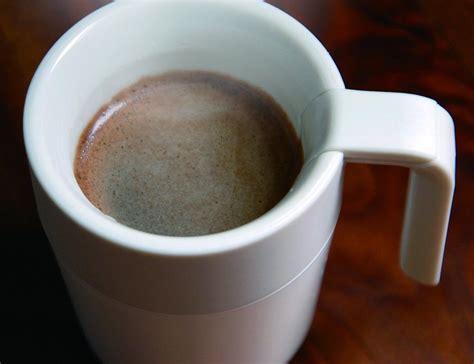 kinto cafe press instant coffee mug gadget flow