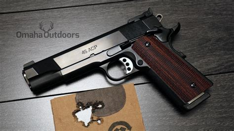 Smith And Wesson Wallpaper Gun Review Les Baer Premier Ii The 1911 With Guaranteed Accuracy Omaha Outdoors