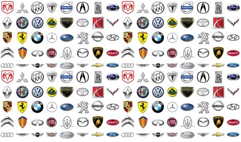 list of car brands top automakers adorecars