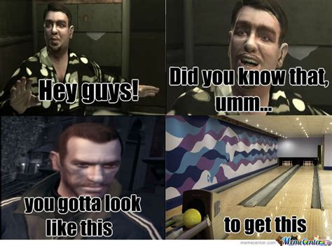 Meme And Niko - hey guys niko bellic edition by lumemesta meme center