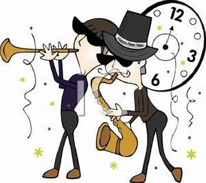 clip art New year's Eve