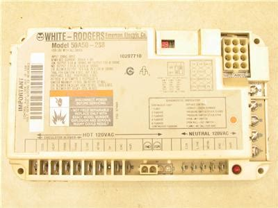 White Rodgers Furnace Ignition Control Circuit