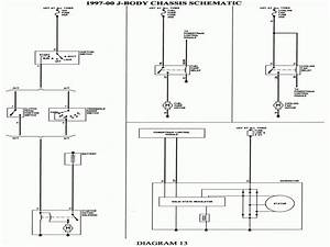 2003 Chevrolet Cavalier Wiring Diagram