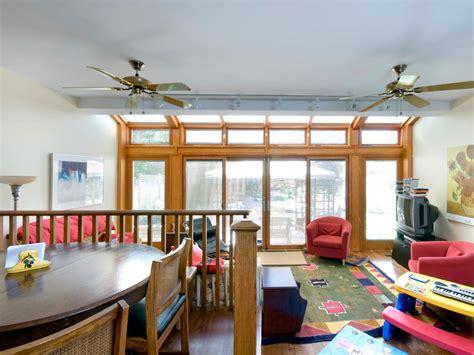 Minimalist Family Room Hgtv