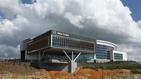 volvo truck service center volvo trucks opens customer service center in dublin