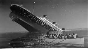 A Real Picture Of The Titanic Sinking by New Cgi Analysis Of Titanic Sinking And Web Resources