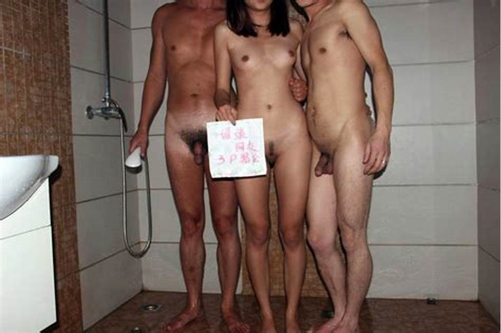 #China #Wife #Sharing #Couple #Having #Some #Threesome #Fun
