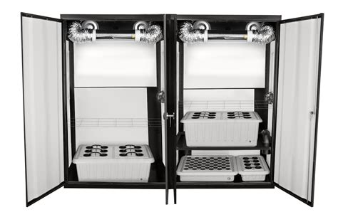 grow cabinets for sale supertrinity hps grow cabinet supercloset