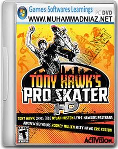 Tony Hawks Pro Skater HD Crack Archives - igggames Tony Hawk's Pro Skater HD Crack Cracked Games